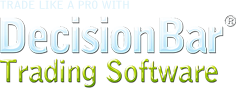 DecisionBar Trading Software Logo